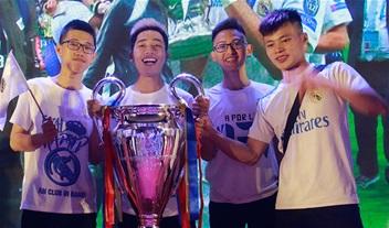 Có một Madrid thu nhỏ tại Hà Nội trong ngày Real vô địch Champions League