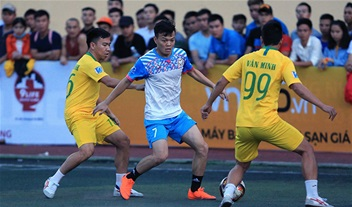 Vòng 2 HPL-S6: Văn Minh thua sốc Nguyễn Trãi, EOC tiếp tục thăng hoa