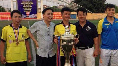 Tốn say, chốt chặn rất tỉnh của FC Nguyễn Trãi