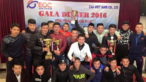 EOC tổng kết năm đại thành công