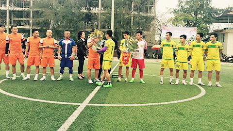 Khánh kình lập cú đúp, FC Văn Minh thắng FC Star Windows 4-2