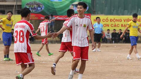 FC Văn Minh thi đấu từ thiện vì trẻ em Bắc Giang