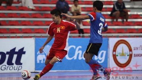 Những ngôi sao futsal ghi dấu ấn trên sân phủi Hà Nội