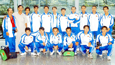 """Kỳ nhân Anh """"Tệu"""" chia sẻ về thời kỳ đầu của ĐT futsal Việt Nam gắn với lò SLNA"""