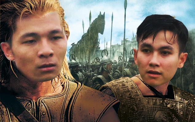 Trước trận chung kết cúp mùa Xuân: Khi Achilles đối đầu với Hector