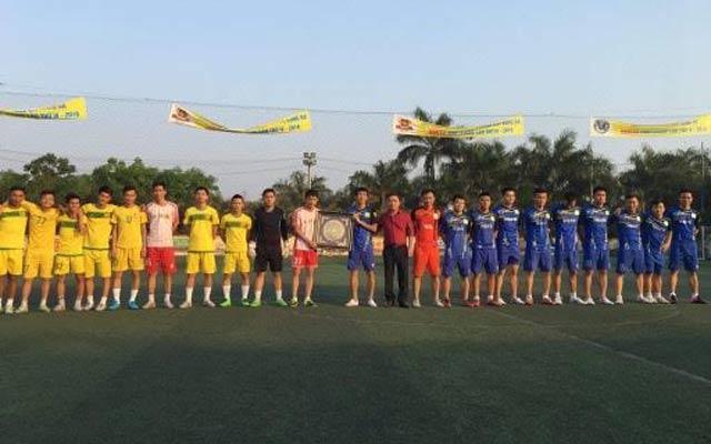 FC Thanh Hà Lucky hòa FC Văn Minh 2-2