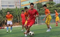 Nguyễn Viết Đoàn & tiếng sét ái tình trên sân bóng phủi
