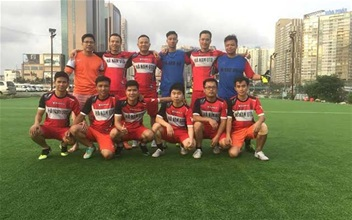 Hà Nam United đánh bại dàn sao của ông bầu Tuấn Hưng
