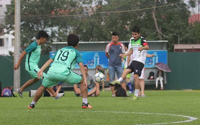 """THF Cup Hà Nội-2016: Tùng """"Milan"""" tỏa sáng, FC TH đánh bại FC 0373"""