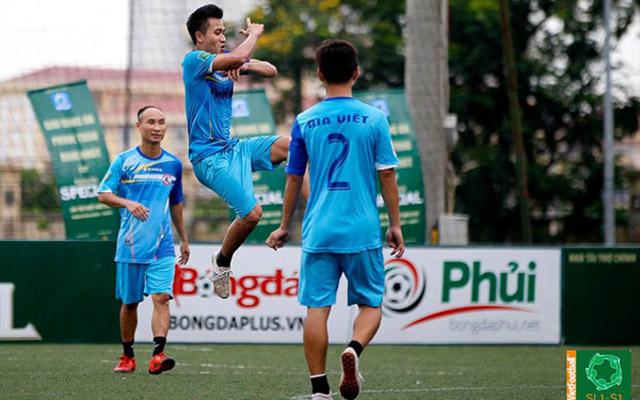 FC Gia Việt: Sức trẻ cuộn chảy ở hạng Nhất phủi Hà Nội