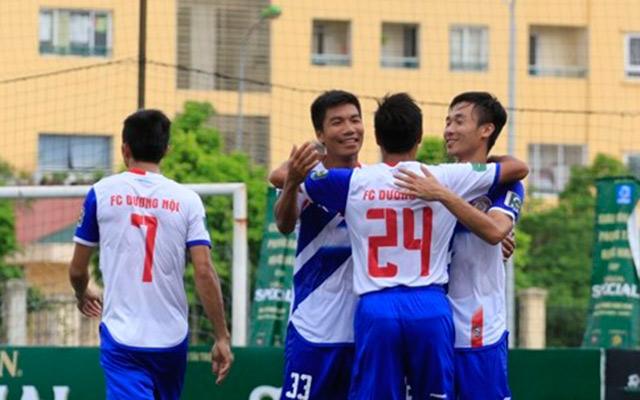FC Dương Nội nối gót EOC lên chơi giải Ngoại hạng phủi
