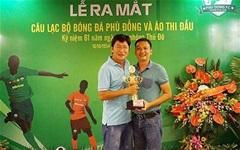FC Phù Đổng: Đại diện cho khát vọng của Triệu Quang Hà