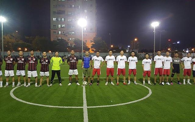 ACMVN thua FC Coca 3-4 trong trận giao hữu hấp dẫn