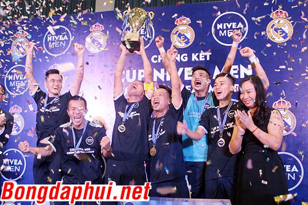Thành Đồng FC giành vé vàng đến Real Madrid