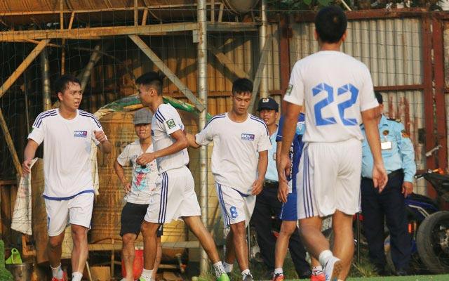 BIDV Quang Trung gặp MV Corp ở chung kết King Cup 2016