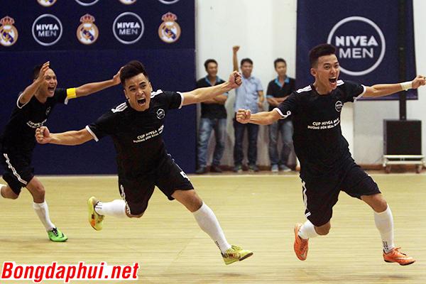 Highlights: FC Thành Đồng 1-1 Vinh Hải Vinh Hiền 2 (luân lưu 5-4)
