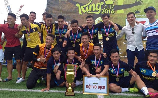 MV Corp vô địch King Cup 2016 nhờ thắng luân lưu