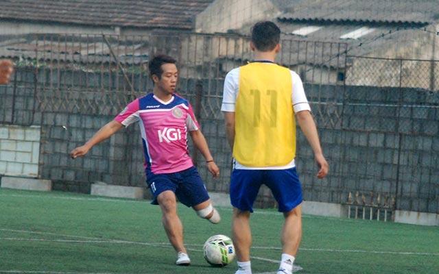 """Giang """"say"""" tỏa sáng, FC Thành Đồng thắng đậm FC Lạng Sơn"""