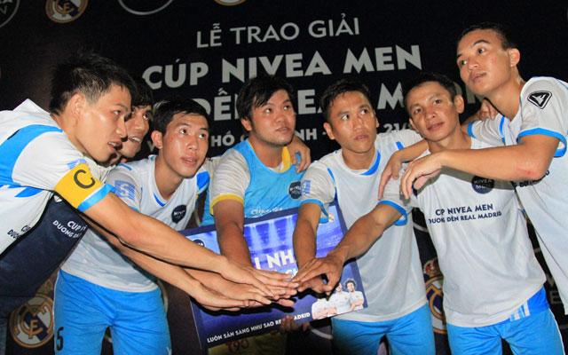 """Chung kết Huế Cúp lần V: Các """"thánh bào"""" đụng người hùng Futsal"""