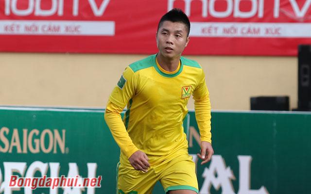 """Hoàn """"lé"""", sát thủ thành Vinh của FC Văn Minh"""