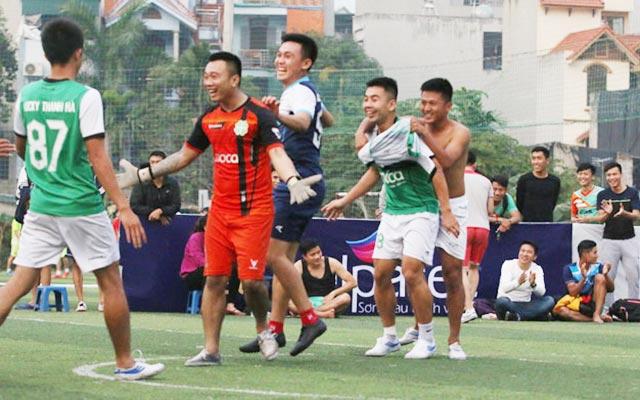 Bóng đá phong trào là nguồn lực lớn để phát triển bóng đá chuyên nghiệp