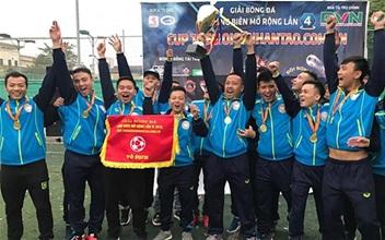 Hiếu Xavi ghi cú đúp, Nguyễn Trãi vô địch giải Long Biên mở rộng lần 4