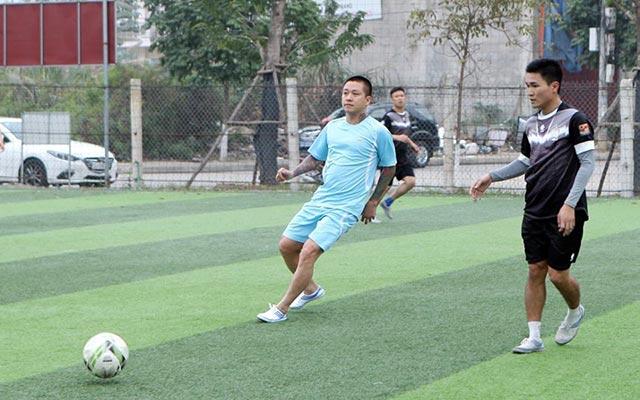 Tuấn Hưng tỏa sáng, HAT hòa FFC 2-2 tại Lào Cai