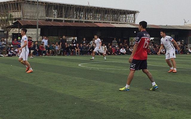 """Đa Hội Open 2017: Tuấn """"vỉa"""" đưa FC Coca vào bán kết"""