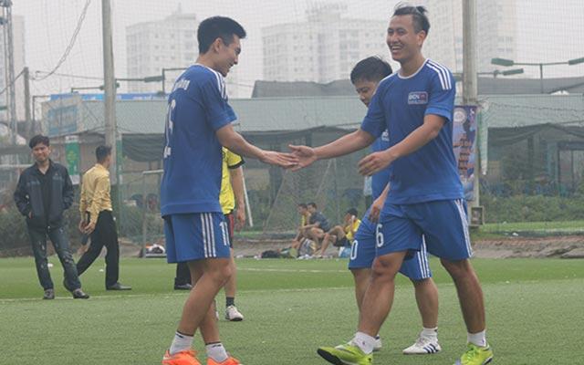 Vòng 1 Le League 2017: BIDV Quang Trung thách thức DTS