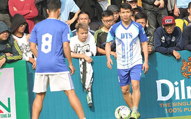 Vòng 1 Le League 2017: DTS và Văn Minh cùng thất bại ngay trận đầu