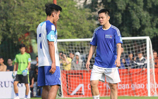 Highlight BIDV Quang Trung 3-1 DTS (vòng 1 Le League 2017)