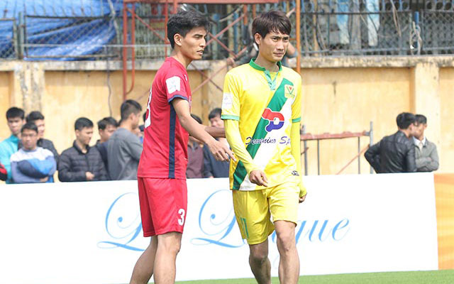Highlight Trà Dilmah 3-2 Văn Minh (vòng 1 Le League 2017)