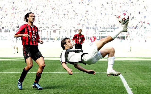 Vẻ đẹp của Serie A thời kỳ hoàng kim