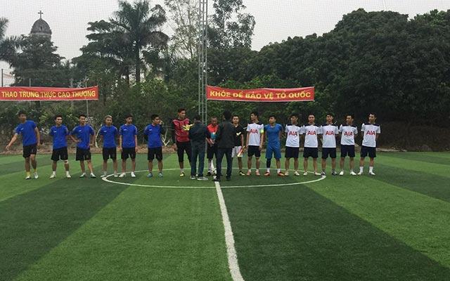 Khai mạc giải Cường Xuân 2017: Đồng Nhân thắng đậm Tân Phú