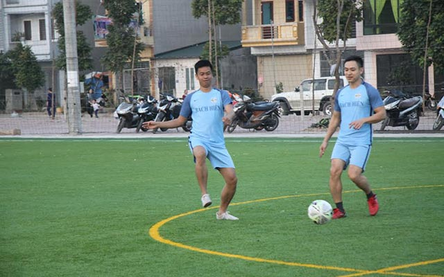 Duy Khoa đua thể lực, FC Bách Hiền thủ hòa nhà vô địch VUG miền Bắc 2015