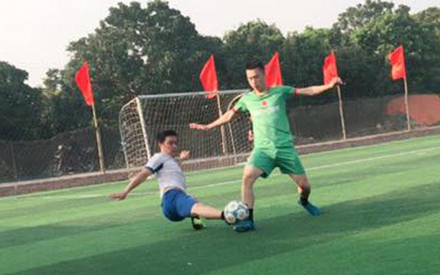Giải Cường Xuân Đông Lao 2017: Ứng cử viên vô địch FC BIA thể hiện sức mạnh