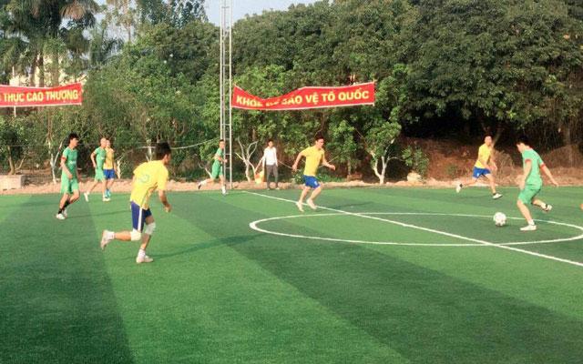 Ngày thi đấu thứ 3 giải Cường Xuân Đông Lao: FC BIA thắng 2 trận liên tiếp