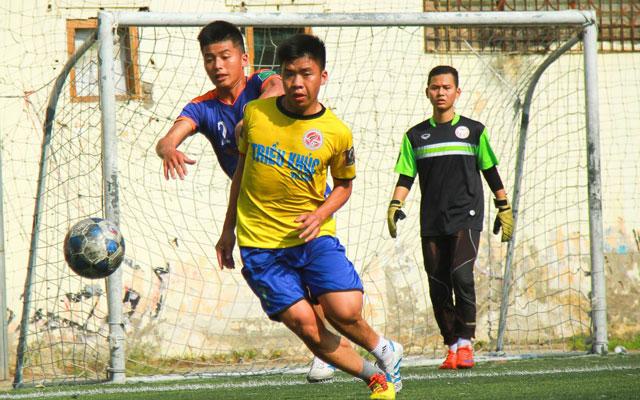 Vòng 1 giải Văn Quán: FC Nguyễn Trãi và FC Hawai thể hiện sức mạnh