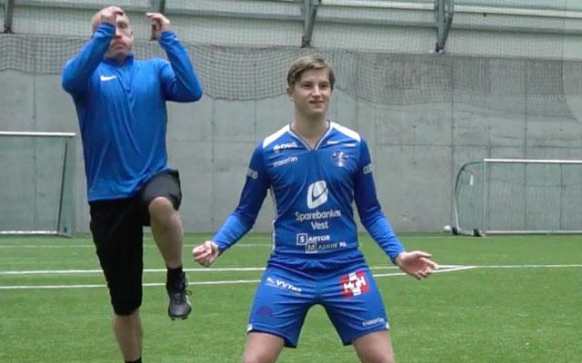 Kỹ năng bóng đá: Chiến thắng pha không chiến