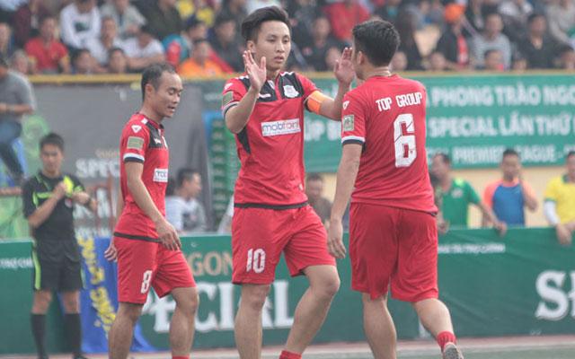 Điểm mặt ứng cử viên vô địch Mikado Champions League 2017