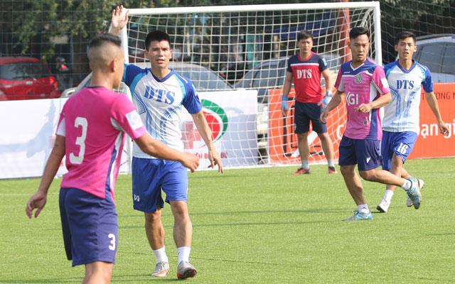 Highlight Thành Đồng 0-4 DTS (vòng 2 Le League 2017)