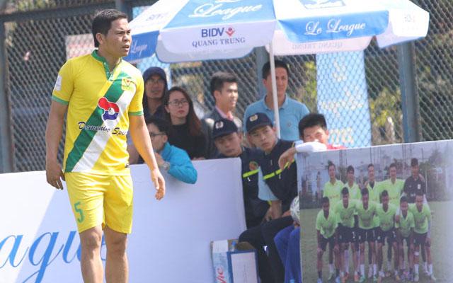 Highlight Văn Minh 3-0 Đảo Sen (vòng 2 Le League 2017)
