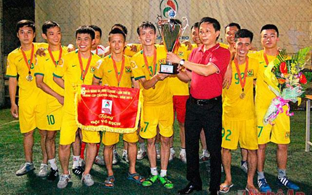 FC Văn Minh sẽ thi đấu giao hữu ở Bình Dương