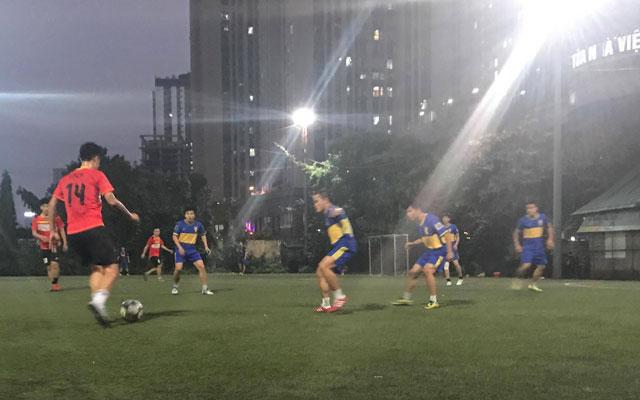 """Cường Quốc dội """"mưa bàn thắng"""" vào lưới FC Coca"""