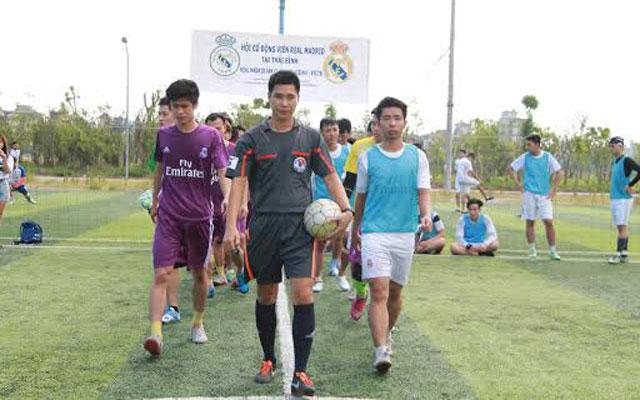 Trước thềm giải bóng đá RFC Hà Nam mở rộng năm 2017