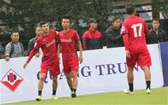 Đội hình tiêu biểu vòng 3 Le League 2017: Lão tướng Khánh Hồng... phá đảo