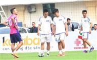 Highlight BIDV Quang Trung 1-2 Thành Đồng (vòng 3 Le League 2017)
