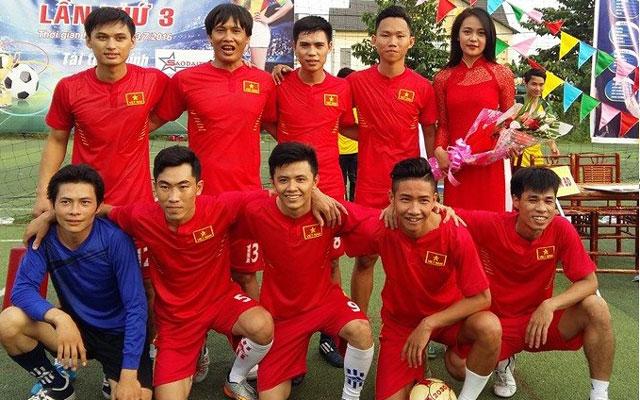 Điểm mặt ứng cử viên vô địch giải Nghệ Tĩnh miền Nam mở rộng 2017