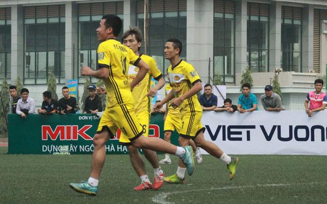 Mikado Hà Nội Champions League 2017: FC Moon khởi đầu suôn sẻ