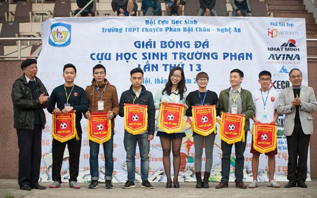 Giải bóng đá cựu học sinh HSTP lần thứ 14 khu vực Hà Nội sẽ khởi tranh tại sân VSA2